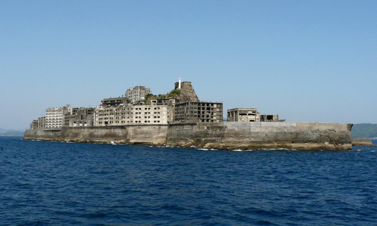 Ilha Hashima 01