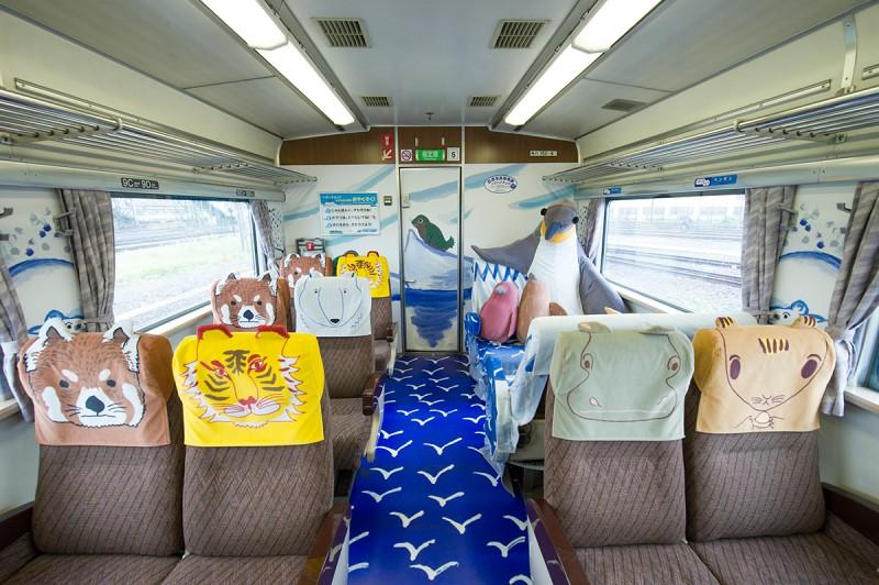 Asahiyama-Zoo-Train-02