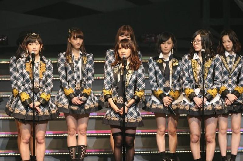 Oshima Yuko Tokyo Dome 02