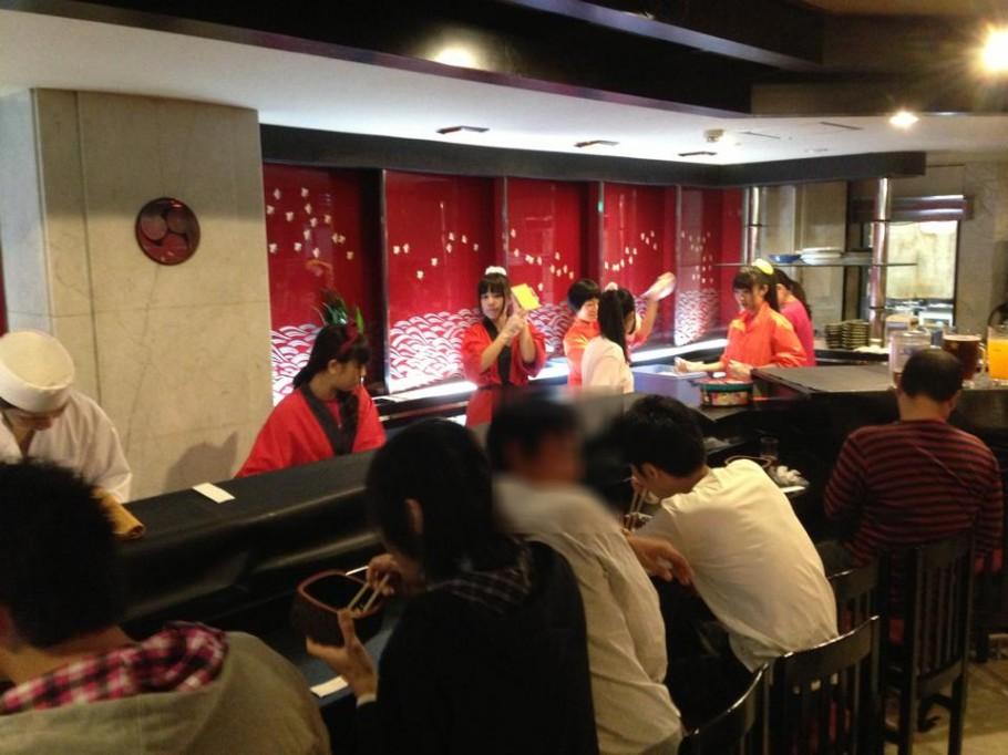 Sushi Idol Restaurant Nagoya 03