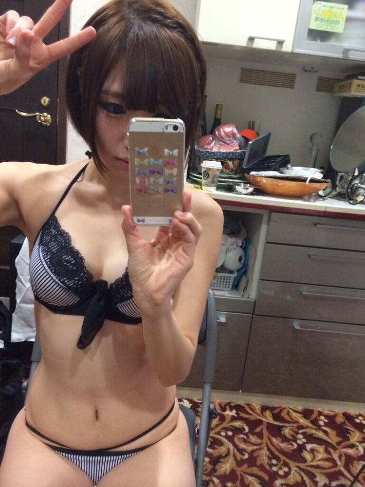 Japonesa Selfie sexy 11