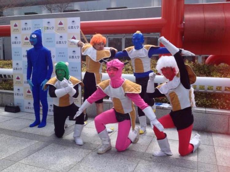 Formandos cosplayers Kyoto 01