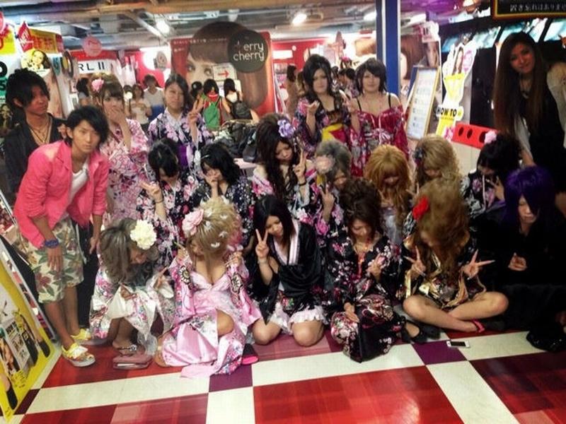 Pose japonesa 02