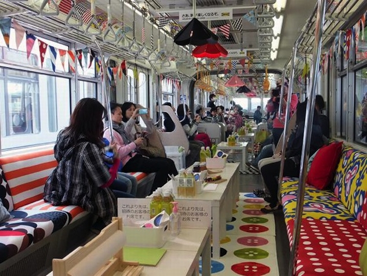 Party train 04