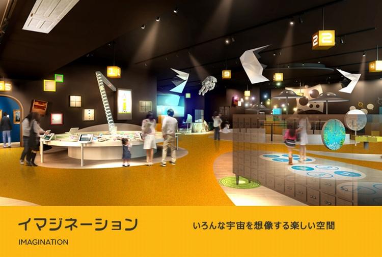 TenQ Planetarium Tokyo Dome 03