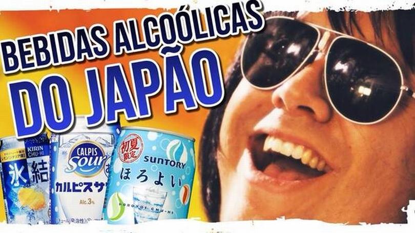 bebidas alcoolicas do japao