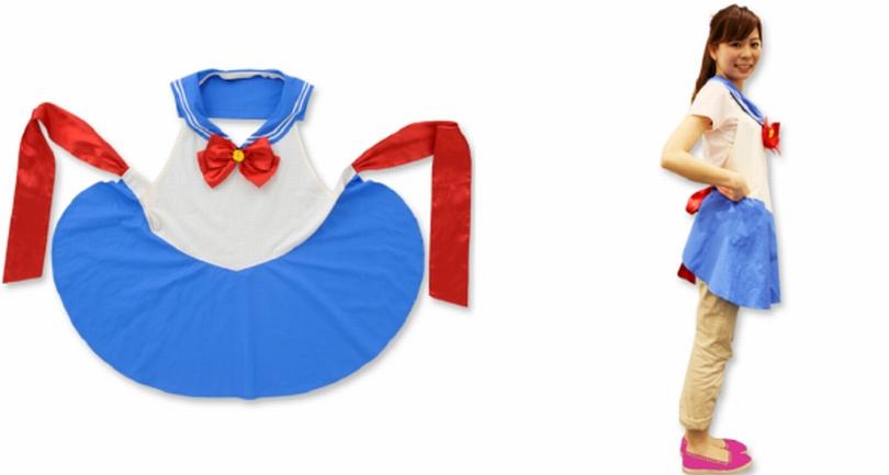 Avental Sailor Moon 04