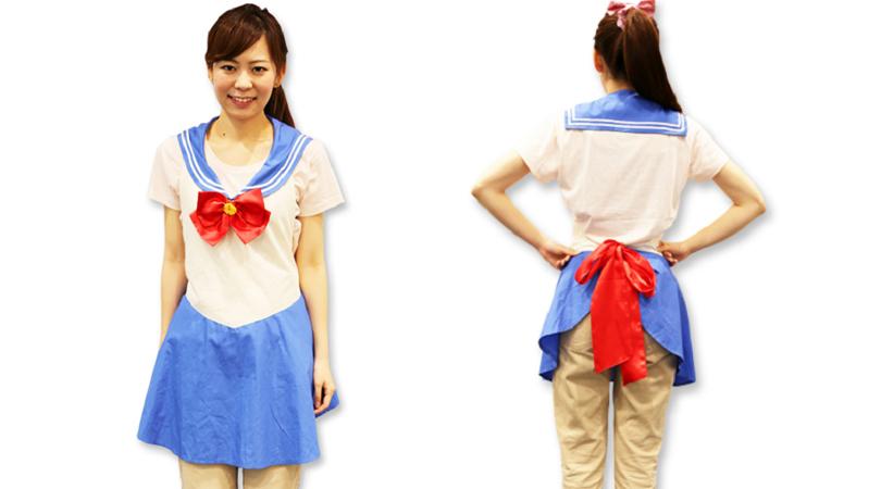 Avental Sailor Moon