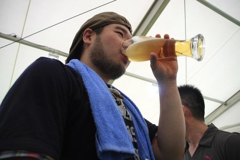 Consumo de alcool Japao