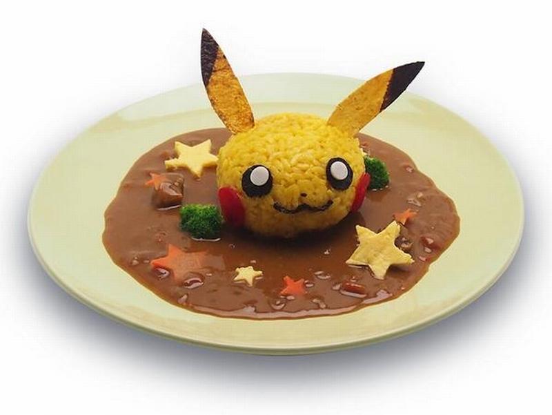 Pikachu kare