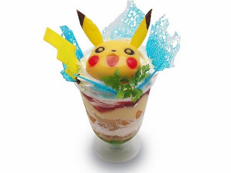 Pikachu parfait