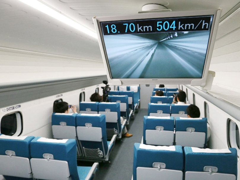 Maglev-linea 02