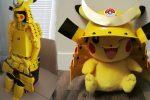 Pikachu Samurai