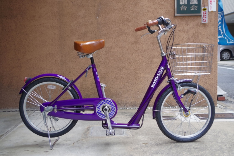 Koto LX-20 Bicicleta kimono 02