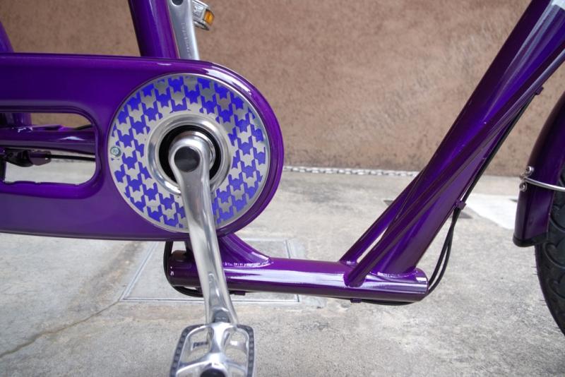 Koto LX-20 Bicicleta kimono 03