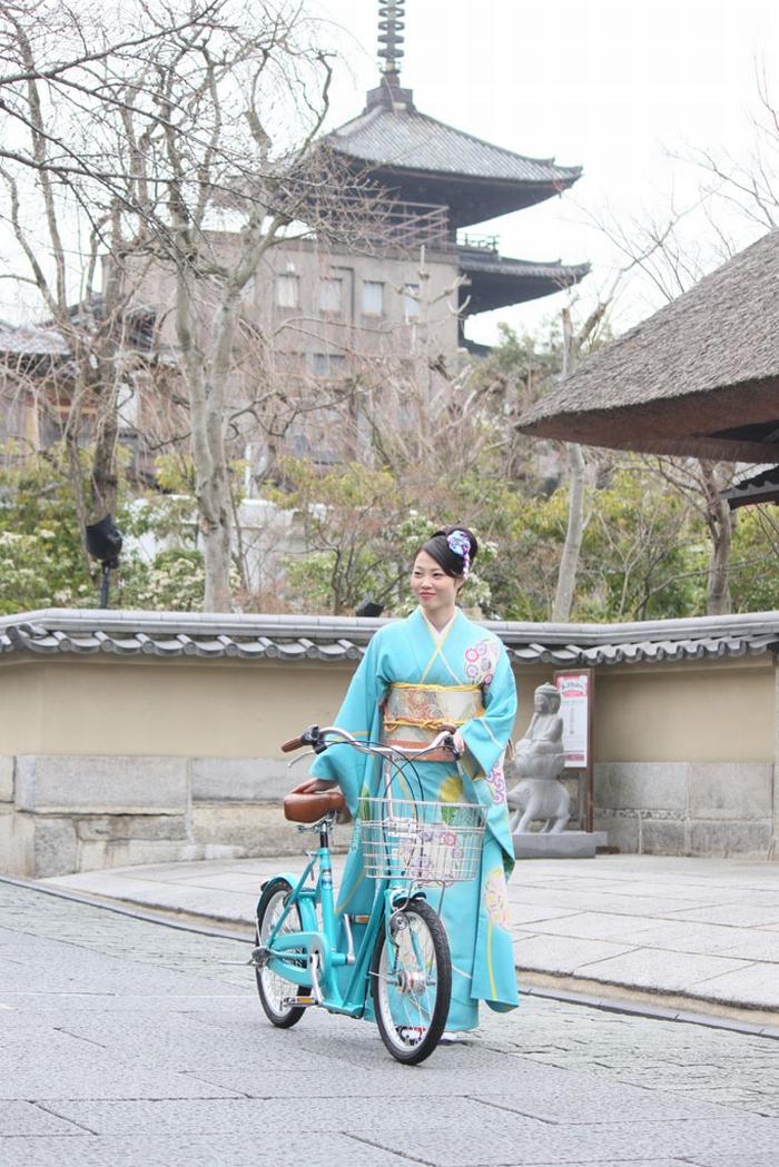 Koto LX-20 Bicicleta kimono 05