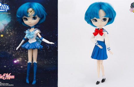 Sailor Mercury Pullip