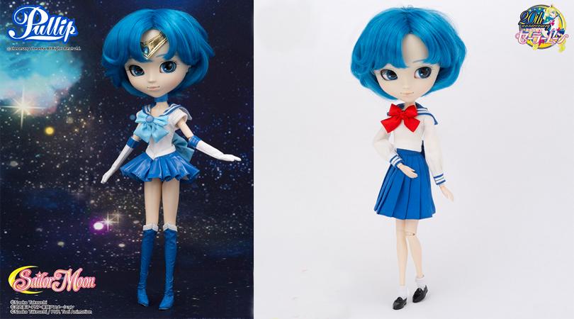 Sailor Mercury Pullip